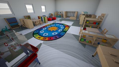Preschool Environment  - Kids room - by VWXWTQCMVVELEYZBUTUWWRKHEFNARFZ