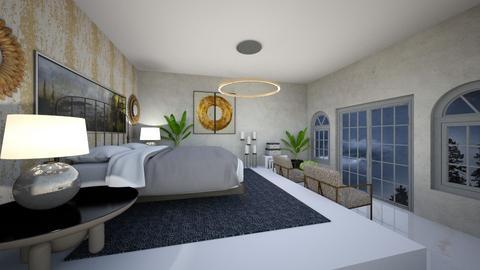 dr no - Bedroom  - by theokatsarou