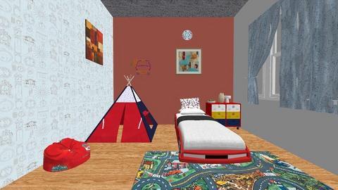 kids room - Modern - Kids room  - by daisy singh
