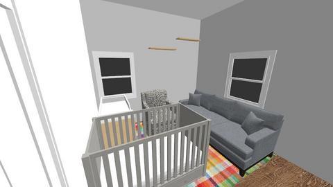 Nursery - Kids room  - by gregwashburn