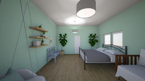 classic guest bedroom  - Classic - Bedroom - by aschaper