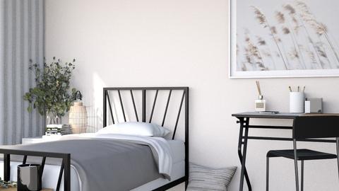 Comfy space - Bedroom  - by Noa Jones