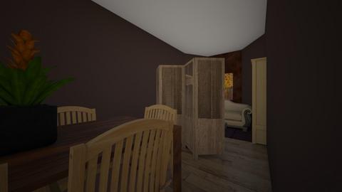 saaaa - Living room  - by HUMANBEING_12345