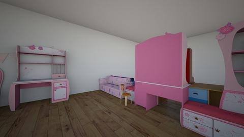 4 children room challange - Kids room  - by Blablabla132