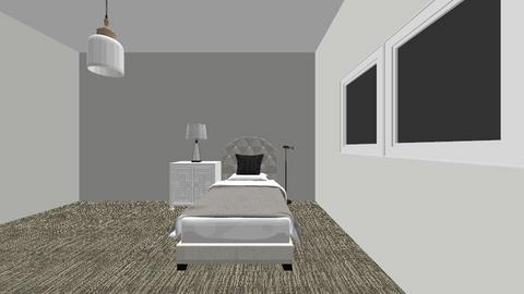 mi futura habitacion - Modern - Bedroom - by lopodax