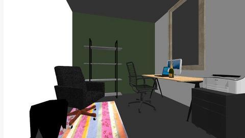 Dolgozo - Office  - by Daniboj