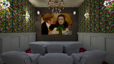 Cinema - by JustBeautifulInteriors
