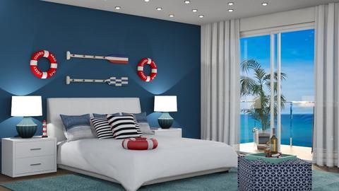 y - Bedroom  - by Anet Aneta Kucharova