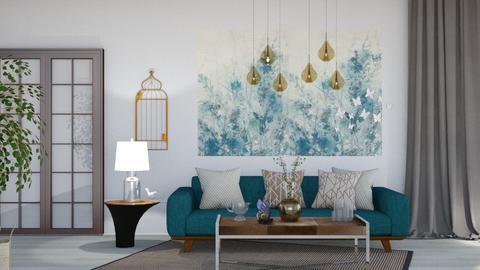 M_Free - Living room - by milyca8