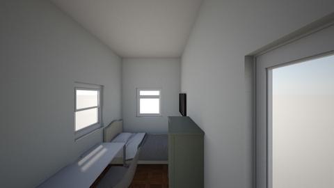 room peb - Bedroom  - by madrias