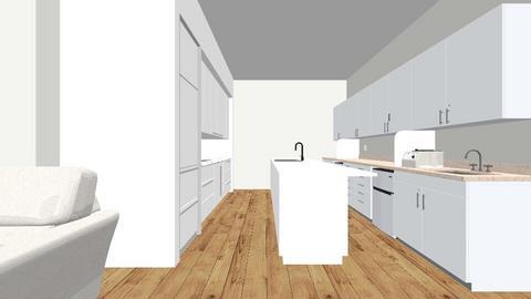 Hollie - Kitchen  - by holliemorgan
