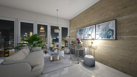 Pocok lak - Living room  - by doraszabo