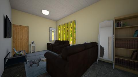 our living room - Living room  - by josh_mac