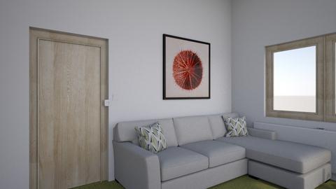 Wohnzimmer  - by Katfe90