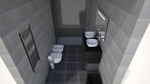 Bathroo 4x2 - Bathroom  - by Goshaka
