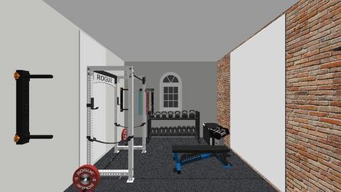 Garage GYM 3 - by rogue_e759b63d0f0bf63ebb31390b4fa33
