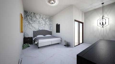 buat kamar cobacoba - Bedroom - by nabli