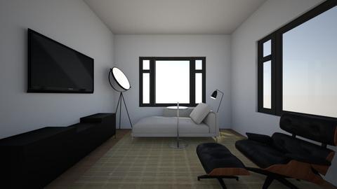 Lemieux Living Room Plan2 - Living room  - by e57assistants