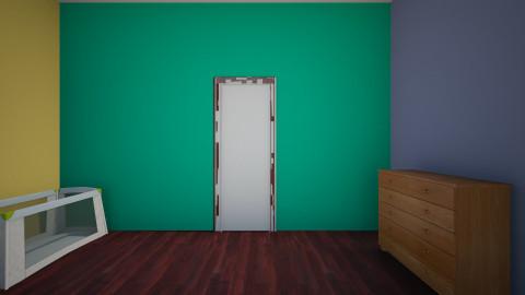 Zoe - Modern - Kids room  - by whatitdo
