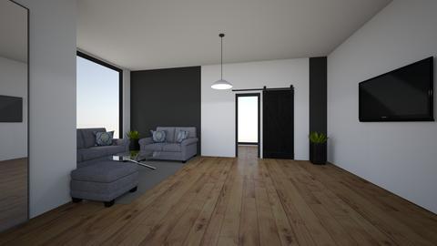 Apt living room  - by saratevdoska