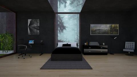 Forest Hause - Modern - Bedroom  - by ErdemK123