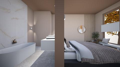 hotelkamer - by Marije Bolt