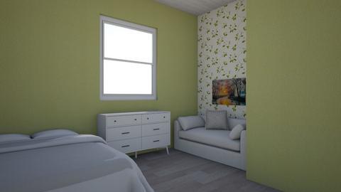 Sofa Contest - Bedroom  - by UnluckyCassidy