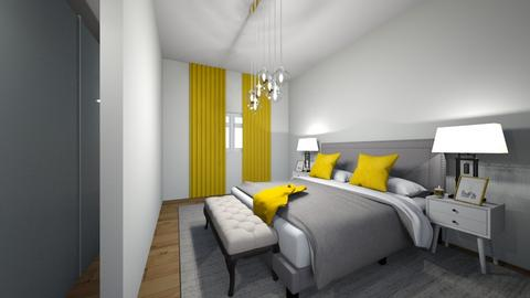 sypialnia - Bedroom  - by JULKA1