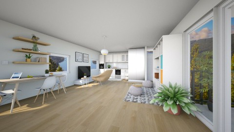 Apartment Redecoration  - by Mesimumm