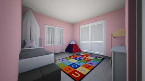 Pennyland - Kids room  - by heatherthea