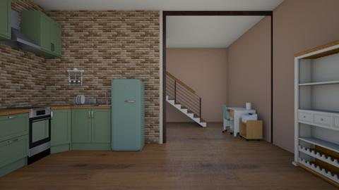 Contest remix - Modern - Kitchen  - by 29catsRcool