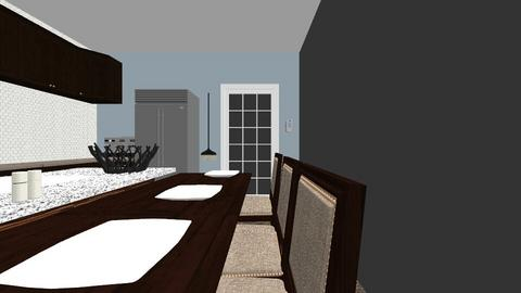 kitch - Kitchen  - by MadisonTowner