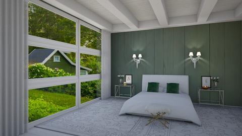 El Mueble - Eclectic - Bedroom - by Elenny