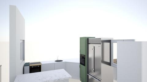 2room - Kitchen - by jeka1324