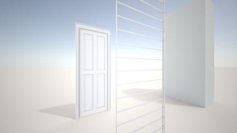 GRANT - Bedroom  - by beccareszetnik