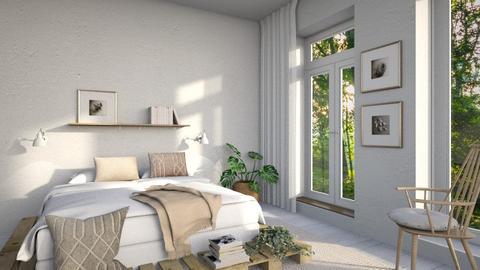 bedroom - Bedroom  - by siljaj