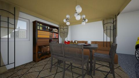 Kids room - Vintage - Living room  - by Noumi123