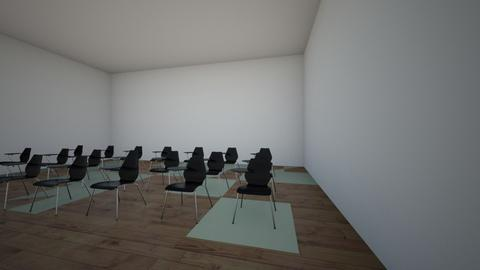 Training Room - Office  - by Vinod0812