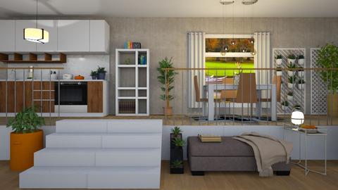 idk - Dining room - by evalackovic11