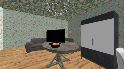 ayyy - Living room - by shaniyahc