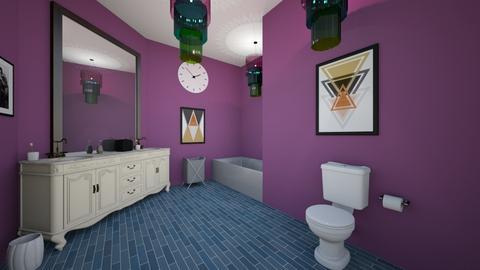 GeoBath - Classic - Bathroom  - by designkitty31