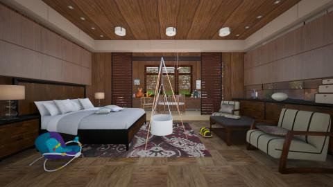 practical - Modern - Bedroom  - by Ida Dzanovic