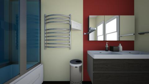 bathroom master - by cassidyjones1999