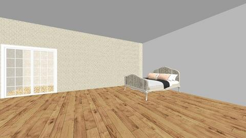 dream bedroom two  - Bedroom  - by melljoyceturner