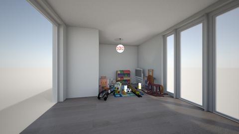 Iris en Jeff aanbouw 1C1 - by Bob Geelen