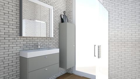house_8 - Bathroom  - by bsimpkins