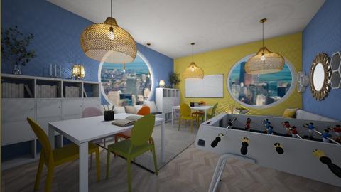 studyroom - by mimiclara