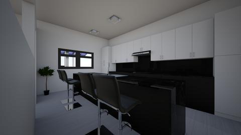 Kitchen  - by saratevdoska