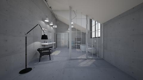 bath - Modern - Bathroom  - by one two three