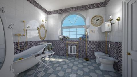 Edwardian Bathroom - Vintage - Bedroom  - by Sophia Cooper
